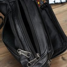 Multi Zipper Waist Pack