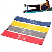 Fitness Rubber Resistance Bands