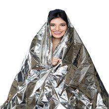 Outdoor Waterproof Emergency Survival Rescue Blanket