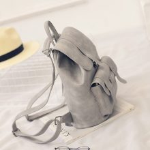 Vintage Solid Women's Backpack