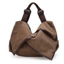 Women's Large Capacity Canvas Hobo Bag