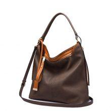 Women's Large Capacity PU LeatherHobo Bag