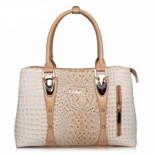 Women's Classic Leather Top-Handle Bags