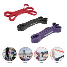 Fitness Natural Latex Resistance Bands