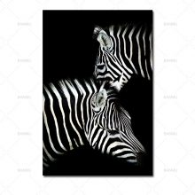 Black and White Animals Posters