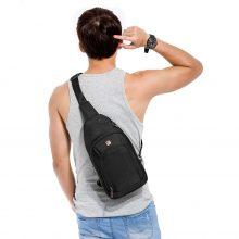 Sport Crossbody Bag for Men