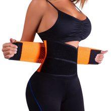 Unisex Adjustable Fitness Waist Shaper