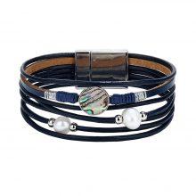 Multilayer Leather Bracelets For Women