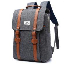 Vintage Canvas Backpack for Men