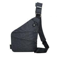 Anti-Theft Men's Shoulder Bag